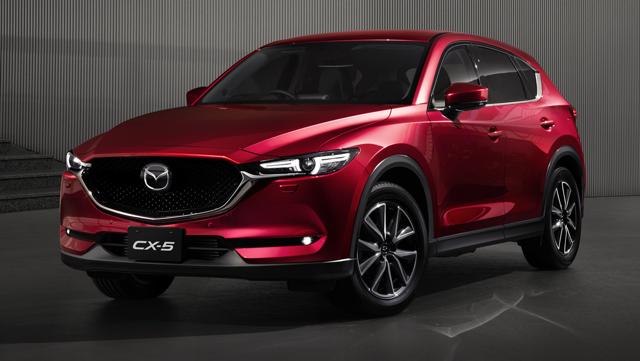 Photo of มาสด้า ซีเอ็กซ์-5 ราคา ALL New Mazda CX-5