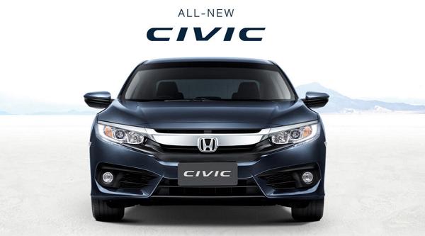 Photo of ฮอนด้า ซีวิค All New Honda Civic 2016