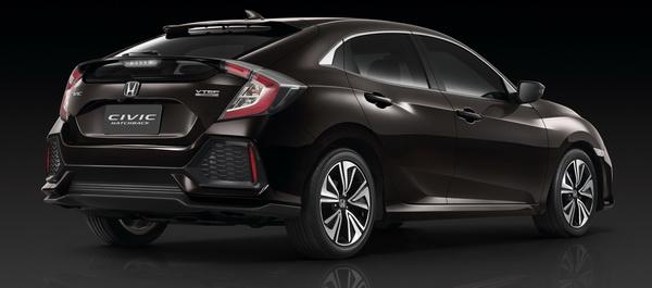 Photo of ฮอนด้า ซีวิค แฮทช์แบ็ก Honda Civic Hatchback