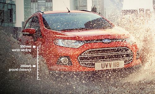 Photo of ฟอร์ด เอคโค่สปอร์ต All New Ford EcoSport