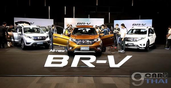 Photo of ราคา ฮอนด้า บีอาร์วี All-New Honda BR-V