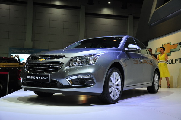 Photo of เชฟโรเลต ครูซ ราคา NEW Chevrolet CRUZE