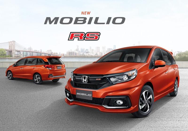 Photo of ฮอนด้า โมบิลิโอ NEW Honda Mobilio