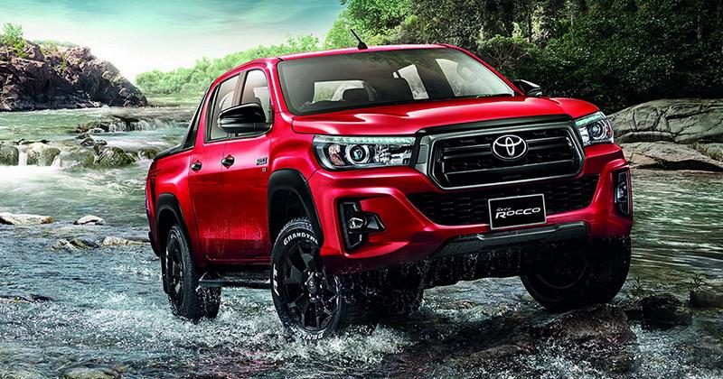 "Photo of มาแล้ว!! Toyota Hilux Revo Minorchange พร้อมรุ่นย่อยใหม่ ""ROCCO"" เตรียมเปิดตัวใน Motor Expo 2017 ปลายเดือนนี้แน่นอน"
