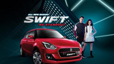 Photo of ราคา ซูซูกิ สวิฟท์ใหม่ 2020-2021 – All New Suzuki Swift