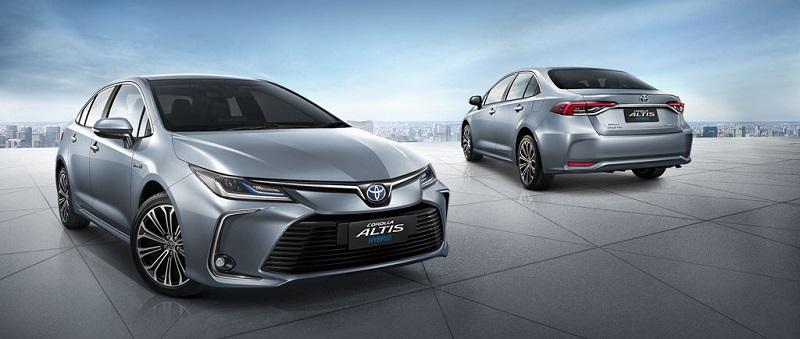 All New Toyota Altis 2020-2021 ราคา โตโ_0031