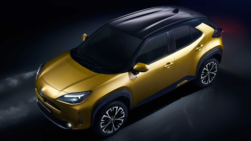 All-New Toyota Yaris Cross_02