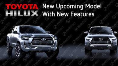 Photo of ภาพหลุดโฉมจริง Toyota Hilux REVO 2021 หล่อเข้มขึ้นทุกมิติ เตรียมเปิดตัวเร็วๆ นี้